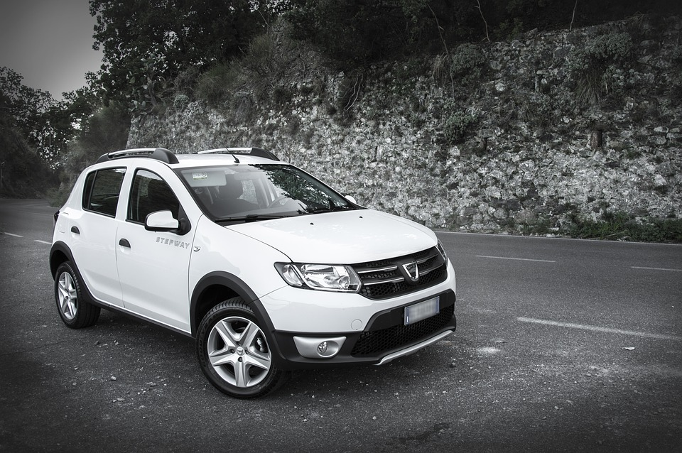 Dacia sandero image