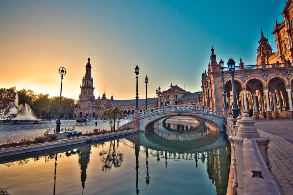 Seville city