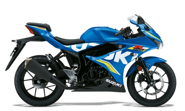 The New Suzuki GSX-R125 Review – Is It The Best 125cc Sports Bike?